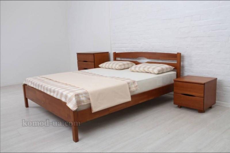 Ліжко дерев'яна Ликерія Люкс 1,8 м