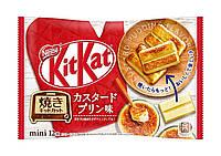 Kit Kat Custard Pudding Упаковка