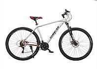 """Велосипед Oskar 29"""" M126 белый"""