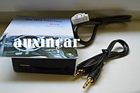 Mazda aux + usb для штатной магнитолы кнопка Media или Tape/md