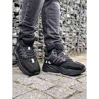 Ботинки Adidas А2163-1 черный зима 45