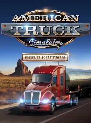 American Truck Simulator Gold Edition (PC) Электронный ключ