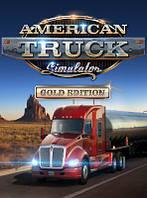 American Truck Simulator Gold Edition (PC) Электронный ключ, фото 1