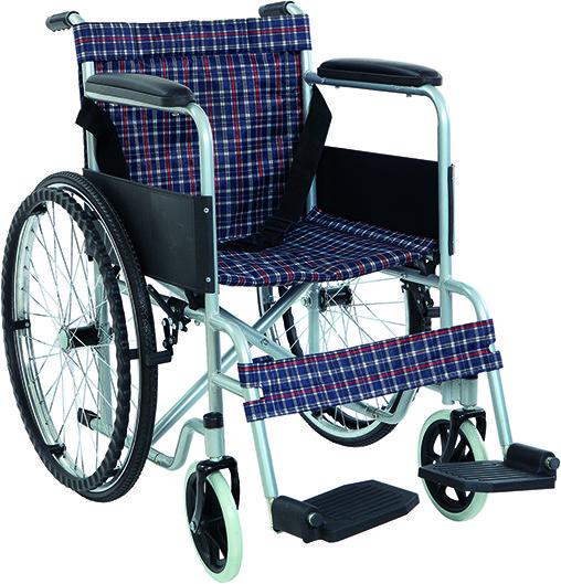 Коляска инвалидная, базовая, без двигателя (Golfi-2 Eko New)