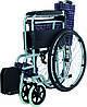 Коляска инвалидная, базовая, без двигателя (Golfi-2 Eko New), фото 2
