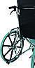 Коляска инвалидная, многофункциональная, с санитарным оснащением, без двигателя (Golfi-4), фото 5