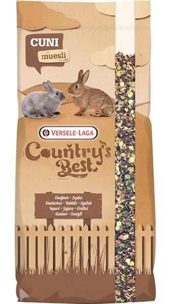 Корм для кроликов Фит Мюсли Верселе-Лага Versele-Laga Country`s Best Cuni Fit Muesli 20 кг