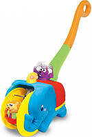 Іграшка на колесах Kiddieland Слон циркач (049759)