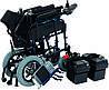 Коляска инвалидная, с двигателем, складная (JT-101), фото 6