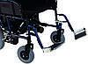 Коляска инвалидная, с двигателем, складная (JT-101), фото 7