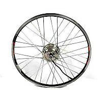 Заспицованное мотор-колесо MXUS ZWG XF04 36В 300Вт редукторное, переднее, фото 1