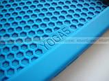 Синий резиновый чехол бампер Lenovo Yoga Smart Tab YT-X705L X705F, фото 7