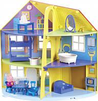 Ігровий набір Peppa Будинок родини Пеппи (06384)