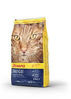 Josera DailyCat (Дейликет) 10 кг беззерновой корм для кошек (птица)