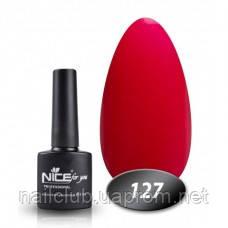 Гель лак для ногтей Nice основная палитра О-127