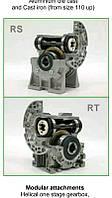 Червячные мотор-редукторы RS-RT 85