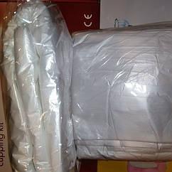 Простинь для обгортань 1.6м на 2м Простыни полиэтиленовые для обертывания