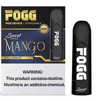 Одноразовый Pod Fogg Secret Sause Disposable Mango 50 мг