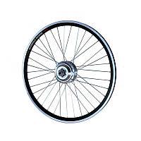 Заспицованное мотор-колесо MXUS ZWG XF05 36В 300Вт редукторное, заднее, фото 1