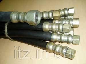 Рукава высокого давления штуцерованные (ГОСТ 6286-73)