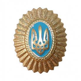 Офицерская кокарда (парадная, пластик)