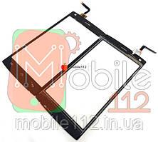 Сенсор (тачскрин) Doogee X5 Max / Pro черный