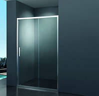 Душевая дверь Primera Frame 100x190 SDC1010 профиль хром, прозрачное стекло