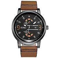 Чоловічі годинники SOKI underwear 8019217-2 код (42577)