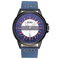 Чоловічі годинники SOKI underwear 8019212-4 код (42575)