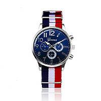 Мужские часы Geneva inside 8019463-2 код (42775)