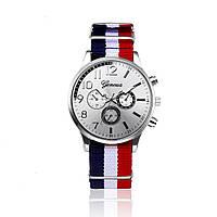 Чоловічі годинники Geneva inside 8019463-3 код (42776)