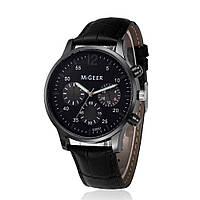 Чоловічі годинники Migeer black 8019455-6 код (42751)