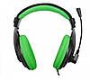 Навушники Gemix W-300 Black-Green, фото 2