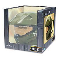 Чашка HALO шлем Master Chief