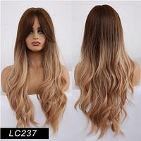 Парик термостойкий длинные волнистые волосы Lc237
