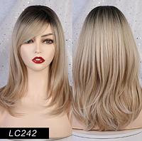 Парик термостойкий длинные волнистые волосы Lc242