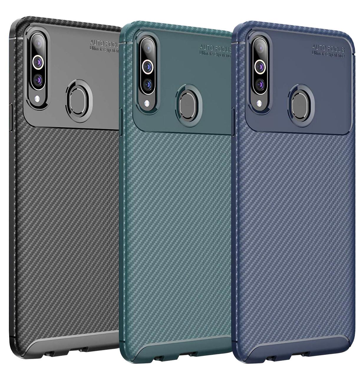 Противоударный TPU чехол Kaisy Series для Samsung Galaxy A20s SM-A207F