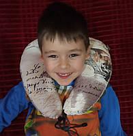 Детская подушка для путешествий EKKOSEAT.