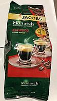 "Кофе в зернах ""Jacobs"" Monarh 250г — ТМ «Jacobs»"