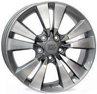 Литые диски WSP Italy Honda (W2409) Bolzano W7.5 R17 PCD5x114.3 ET55 DIA64.1 anthracite polished