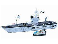 """Конструктор Briks """"Авианосец"""" 990 деталей"""