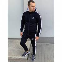 Спортивный костюм Puma 447 черный зима M
