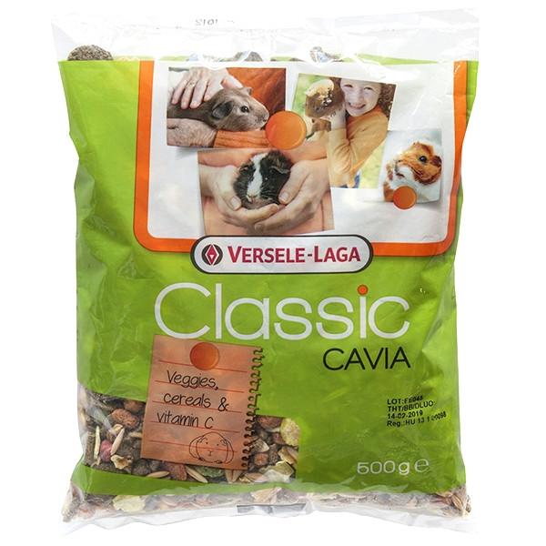 Корм для морских свинок Верселе-Лага Versele-Laga Classic Cavia с витамином С 500 г
