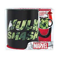 Чашка-хамелеон MARVEL HULK SMASH (Халк) 460мл