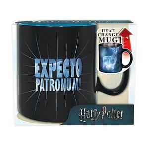Чашка-хамелеон HARRY POTTER Patronus,  460 мл