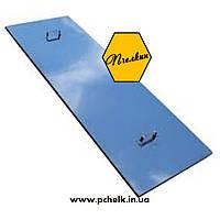 Крышка на стол для распечатывания рамок 1,5 м (AISI 430, толщина металла 0,8 мм)