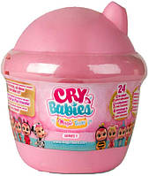 Cry Babies пупсик з міні-будиночком