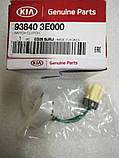 Выключатель концевой педали сцепления нижний киа Соренто 1, KIA Sorento 2003-08 BL, 938403e000, фото 2