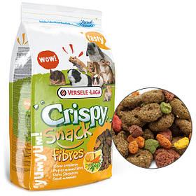 Ласощі для гризунів з клітковиною Versele-Laga Crispy Snack Fibres 650 г