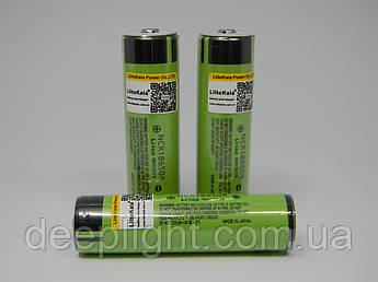 Аккумуляторы Panasonic (liitokala) 18650 3400 mAh с платой защиты